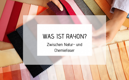 Was ist Rayon?