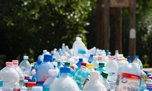 plastikflaschen pet recycling