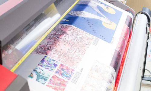 textildruckverfahren sublimationsdruck