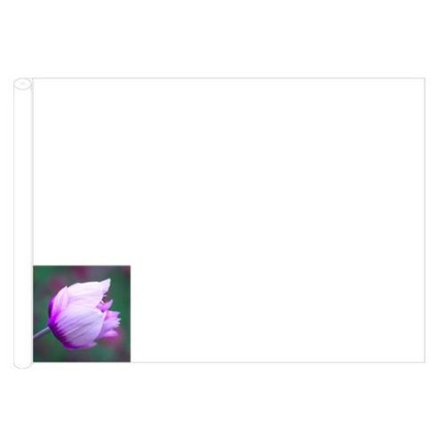 blumen foto auf stoff drucken lassen