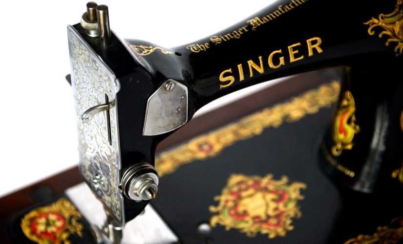 klassisch singer nähmaschine