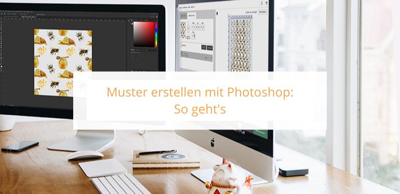 Photoshop Muster erstellen Blog