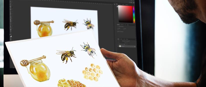 Photoshop Muster erstellen aus eigenen Bildern