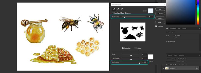 Muster erstellen mit Photoshop Anleitung