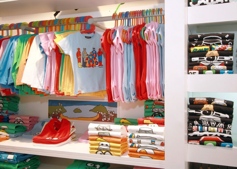 T-Shirt Business aufbauen Geschäft